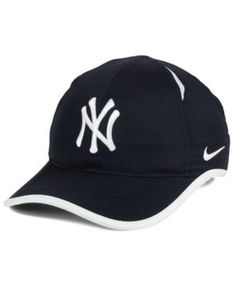 0278e10157d Nike New York Yankees Dri-fit Featherlight Adjustable Cap - Blue Adjustable