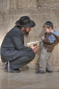 Judaism. One of the most important parts of Jewish life is teaching the children. In Chabad, they begin with the aleph beis first before the ABCs.