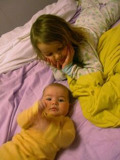 Cosleeping. With resources to send to your mother-in-law.