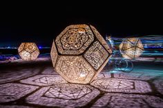 The balls at this year's Burning Man are set to be Hybycozo's most spectacular…