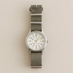 4080dc30e0d I got Nick this watch for a wedding gift- it s perfect. Vintage Military  Watches