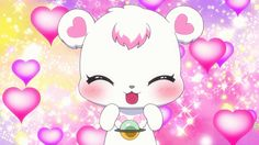 jewelpet tinkle labra - Google Search