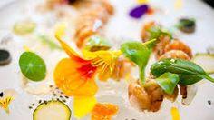 librije gerechten - Google zoeken Food Preparation, Sushi, Food Photography, Herbs, Dishes, Vegetables, Ethnic Recipes, Bucket Lists, Regional
