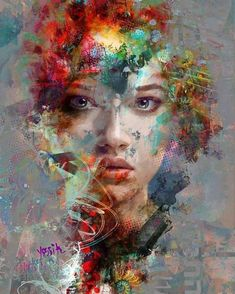 No mask painting by yossi kotler saatchi art Abstract Portrait Painting, Mask Painting, Acrylic Painting Canvas, Canvas Art, Abstract Art, Canvas Size, Abstract Expressionism, Canvas Prints, Portrait Sketches