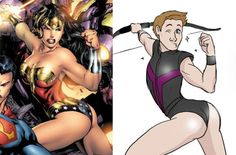 10 Stupid Arguments People Use To Defend Comic Book Sexism