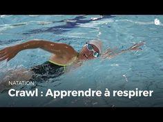Apprendre à respirer | Crawl - YouTube