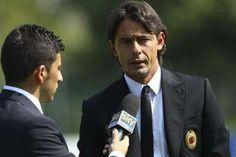 Filippo Inzaghi ♥ Soccer Guys, Ac Milan, Mens Sunglasses, People, People Illustration, Soccer Players, Football Boys, Folk