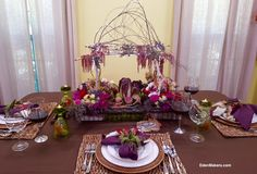 If you would like a unique display for your Thanksgiving table, consider making my miniature birch arbor centerpiece, filled with foraged flowers, fruits and vegetables. The centerpiece i…