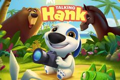My Talking Hank Updated: New Mini Game & Potions - http://appinformers.com/my-talking-hank-cheats-tips-help/9773/