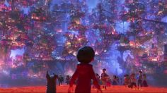 Check Out the Land of the Dead in a New Coco TV Spot