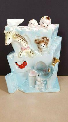 Smiley Choo Choo Train Engine Planter//holder Adorable Baby Nursery //Shower Decor