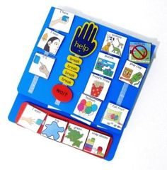 PECS Communication Books and Boards