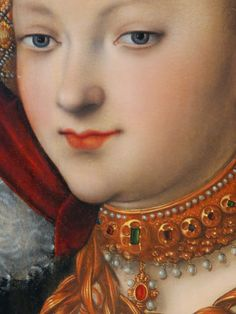 Rennaissance Art, 16th Century Fashion, Lucas Cranach, Modern Renaissance Palette, Renaissance Paintings, Renaissance Fashion, Jan Van Eyck, Detail Art, Hieronymus Bosch