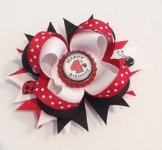 10 off by liking AllyBugs Bowtique on by AllyBugsBowtique on Etsy, $8.50