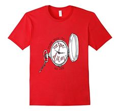 Men's Carpe Diem  Time waits for no one T shirt clock tic... https://www.amazon.com/dp/B06XJX5H7P/ref=cm_sw_r_pi_dp_x_sXwXybFY35VYH