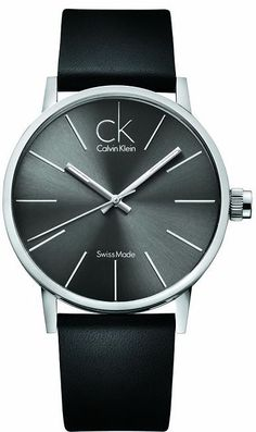 Calvin Klein's Post Minimal watch. I always like the unobtrusiveness of Calvin Klein's watches.