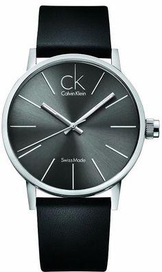 Calvin Klein's Post Minimal watch. I always like the unobtrusiveness of Calvin Klein's watches.