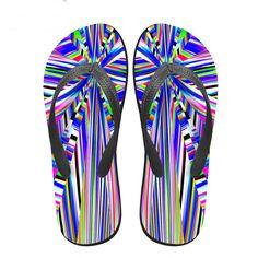 Men's Shoes Beautiful Forudesigns Men Sandals Retro Flower Prints Flip Flops Man Beach Slippers For Summer Shoes Flat Sandal Male Flip Flop Wholesale Non-Ironing