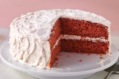 Strawberry Cake Image 1