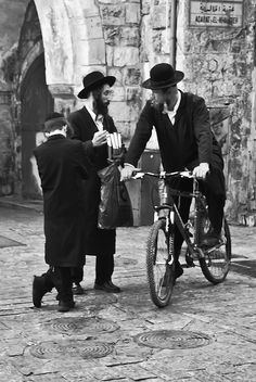 Old City Jerusalem by Werner Kunz, via Flickr