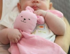 You can not be with your baby at all times, so for times when you need to separate - a lovey or security blanket is a great item to help ease...
