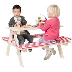 Kindersitzgruppe Nicki für 4 Kinder, Pinolino | myToys Picnic Table, Chair, Furniture, Home Decor, Products, Skittles Game, Tent Camping, Yummy Food, Room Decor