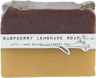Website with ton of soap recipes. [Handmade Raspberry Lemonade Cold Process Soap Recipe]