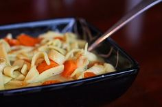 Chicken Noodle soup--looks easy