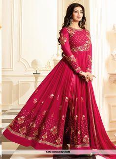 8f9cc3b1fe2 Buy Incredible Ayesha Takia Faux Georgette Floor Length Designer Salwar  Suit Online