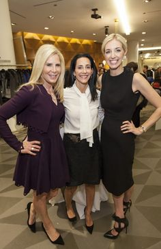 Barneys New York Hosts Charity Event for Children's Research Fund - FW: Chicago women magazine