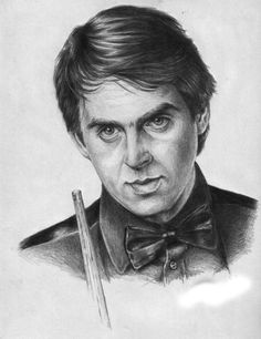 Ronnie O'Sullivan Snooker World Champion, Ronnie O'sullivan, Billiards Pool, Call Art, Vintage Images, Famous People, Sketches, Caricatures, History