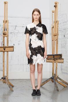 Erdem Resort 2015 Fashion Show