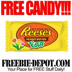 ►► FREE Reese's Peanut Butter Easter Egg!!! Exp 3/23/16 ►► #Easter, #Free, #FreeAfterRebate, #FREEStuff, #FREEbate, #Freebie, #ReeseS ►► Freebie-Depot