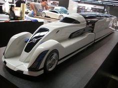 Volvo Skylon a?? Futuristic Solar-Powered Truck By Nikita Kalinin