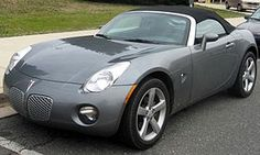 The Pontiac Solstice is a sports car that was produced by Pontiac. Introduced at the 2004 North American International Auto Show, the Solstice roadster began production in Wilmington, Delaware,[1] starting in mid-2005 for the 2006 model year. The exterior styling of the production Solstice is similar to that of the 2002 Solstice concept[2] that preceded it. Production of the Solstice was to be running before summer 2005, but delays at the Wilmington plant pushed volume production to the…