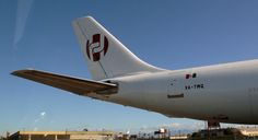 AeroUnion Airbus A300B4 Freighter at Los Angeles International Airport