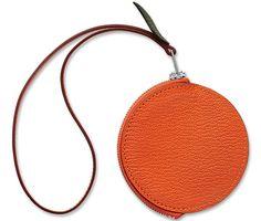 Hermes Tutti Frutti Orange Charm