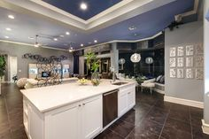 2013 Designer Show House - contemporary - kitchen - other metro - by Luxury Home Solutions