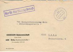 Greiz KONSUM-Genossenschaft