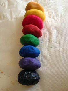 Ideas Creativas, Html, Watermelon, Fruit, Diy, Food, Homemade Playdough, Food Coloring, Homemade