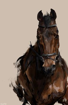 Art Oil on Canvas Unframed Artist : Irfan Ahmed This is a Hyperrealism painting and represents a genre of painting resembling a high resolution photograph. Paintings created by hyper-realists artists…More Horse Canvas Painting, Oil On Canvas, Horse Drawings, Animal Drawings, Hyperrealism Paintings, Horse Artwork, Watercolor Horse, Horse Portrait, Animal Paintings