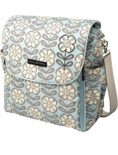 Peaceful Portofino Boxy Backpack By Petunia Pickle Bottom