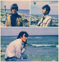 George H. Harrison♥♥S. J. Paul McCartney♥♥John W. O. Lennon