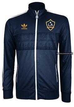 adidas Originals 2013 Retro MLS Track Jackets adc3e3b8fa96