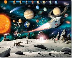 EduTip: Gratis lespakket Ruimtevaart in de klas voor groep 1 t/m 8 PO: http://www.schoolbordportaal.nl/lespakket-ruimtevaart-in-de-klas.html #digibord #onderwijs