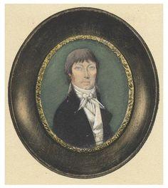 Joseph FOUCHE - Miniature anonyme