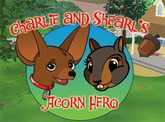 """Great new line rider #game! """"Charlie and Shearl's Acorn Hero"""" for #Android now available! Help Charlie the Chocolate Chihuahua's best friend Shearl the Squirrel get her acorns home safely! https://play.google.com/store/apps/details?id=com.fatredcouch.charlie.charlieandshearlsacornhero.android&hl=en"""