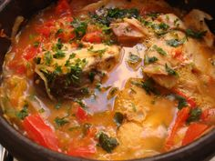 Food of Angola #African cuisine #World
