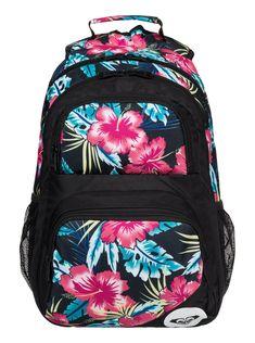 Backpacks & School Bags for Women Cute Backpacks For Highschool, Cute Girl Backpacks, Roxy Backpacks, School Backpacks, Cool School Bags, Diaper Bag, College Bags, Backpack Purse, Vera Bradley Backpack