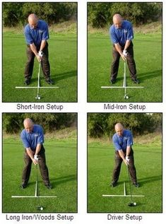 Golf Setup Position: Step-by-Step Guide to a Great Golf Stance